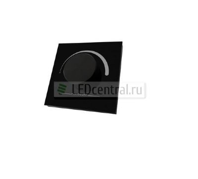 Панель DMX Rotary Dimmer SR-2202 (Wall-in)