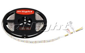 Светодиодная лента Arlight RTW 2-5000SE 12V WHITE-MIX 2X(5060,300 LED,LUX)
